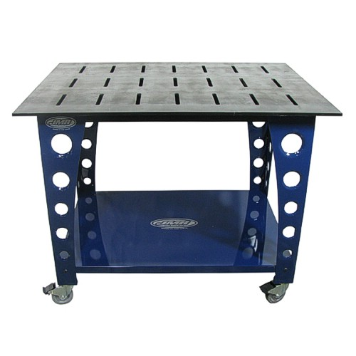 Bon JMR Slotted Fabrication Table, 36 X 48 Inch