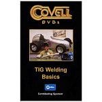 TIG Welding Basics DVD by Ron Covell