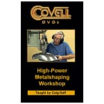High-Power Metalshaping Workshop DVD by Ron Covell