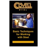 Basic Techniques for Working with Steel DVD by Ron Covell