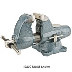 1755 Wilton Tradesman Vise 5 1 2 Inch With Hammer