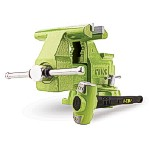 Wilton 6.5 inch Vise Combo with 4lb BASH Hammer