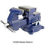 4600, Wilton Reversible Mechanics Vise, 6-1/2 inch