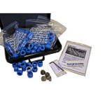 Icengineworks 1-5/8 inch Basic Header Modeling Kit, 124 pieces