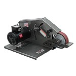 JET 2 x 72 inch Square Wheel Belt Grinder