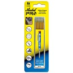 Markal PRO Yellow Crayon Refill - 6 Pack