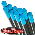 ArcTime 3/32 inch Hybrid Tungsten Electrodes, 10 pack
