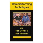 Hammerforming Techniques DVD by Ron Fournier and Ron Covell