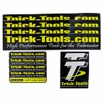 Trick Tools Sticker Pack