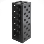 BuildPro 12 x 4 x 4 inch Riser Block with 5 Surfaces