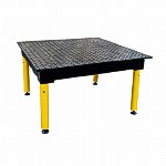 BuildPro MAX Welding Table, 48 x 48 inch, Nitrided