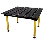 BuildPro Welding Table, 47 x 38 inch, Nitrided
