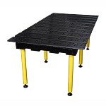 BuildPro Welding Table, 78 x 38 inch, Nitrided