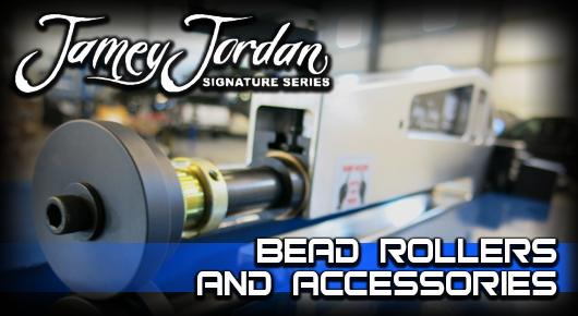 Jamey Jordan Signature Series Bead Rollers